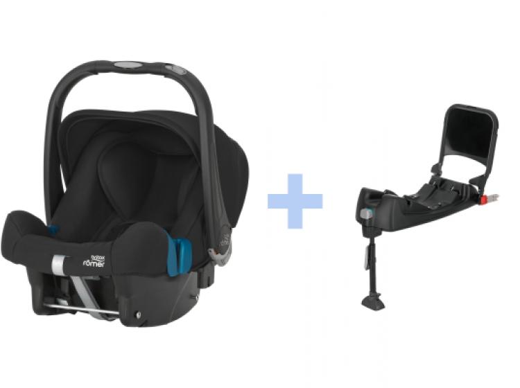 Römer Baby Safe Plus II med Isofix Base